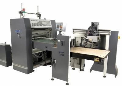 Автоматични термо-ламиниращи машини  ALS 1040TR x-large