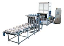 Серво преса – производствена линия