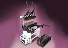 Полуавтоматична машина за изпичане на вафлени фуниики за сладолед