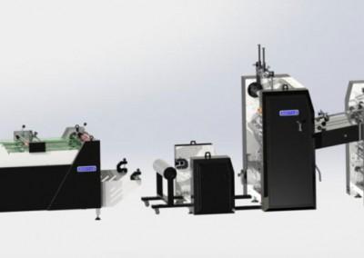Ламинираща машина ALC+NSC