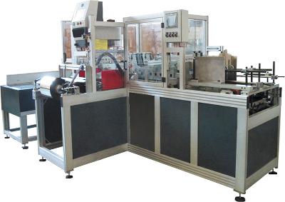 Машинa за поставяне на пластмасов или метален нож APMK-E