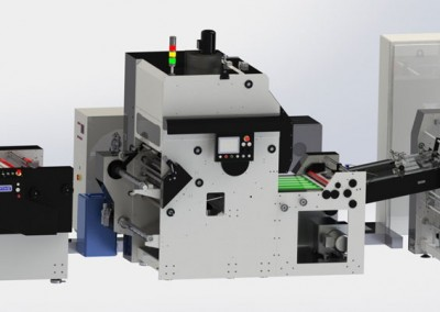 Ламинираща машина ATA ECO