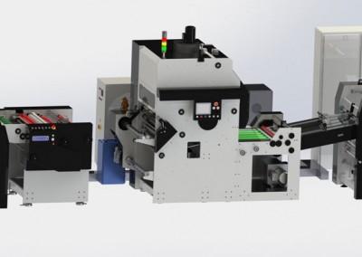 Ламинираща машина ATA ECO+Stacker