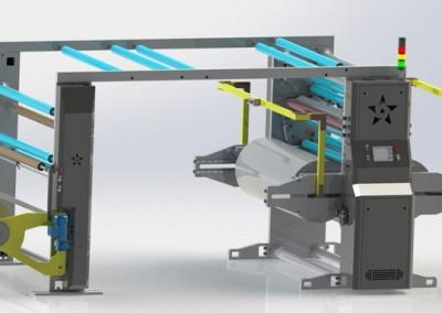 Разролваща машина Slx Slitter Rewinder 1800/2000