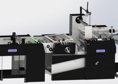 Ламинираща машина Compact+Stacker