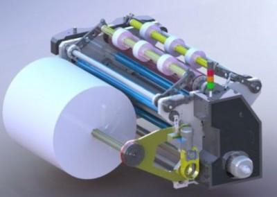 Разролваща машина Rewinder