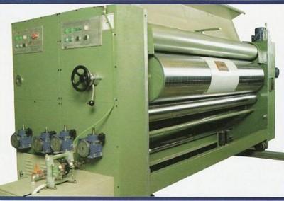 Флексо принтер, слотер, стакер NS 2700X1350