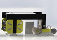 Флексо печатна машина  Flextra 1250 – 6 Colour