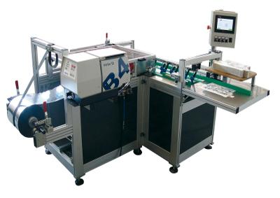 Машинa за поставяне на пластмасов или метален нож SPMK