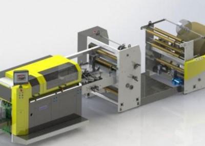 Машина за хартиени пликове Bag Master S
