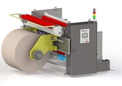 Разролваща машина Rewinder Shaftless Unwinder