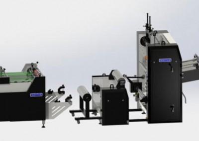 Ламинираща машина TSLC+NSC
