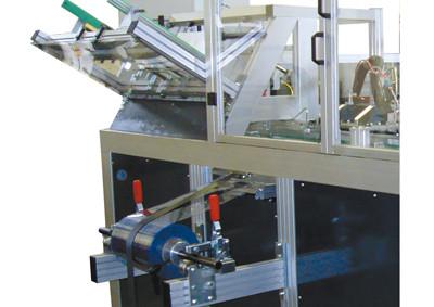 Машинa за поставяне на пластмасов или метален нож PB